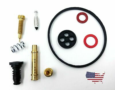 Carburetor Rebuild Kit For Honda GX160 GX200 5.5HP 6.5HP 16010-ZE1-812
