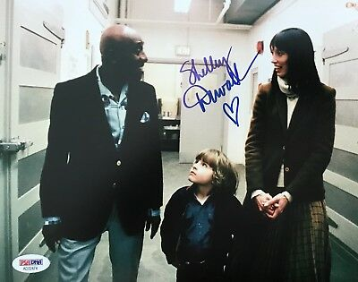 Shelley Duvall Signed Autographed The Shining 8X10 Photo Exact Proof Psa Dna
