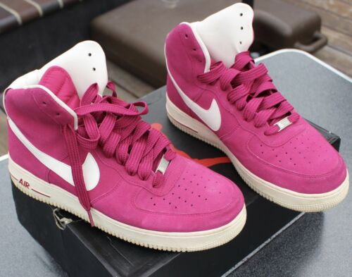 nike air force 1 zeppa alta rosa cipria