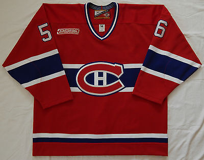 huge selection of 55448 a3db7 Hockey-NHL - Montreal Canadiens Game Worn - Trainers4Me