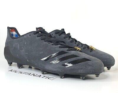 Adidas Adizero 5-Star 6.0 Sunday's Best Football Cleats BW0377 Size 14 Black New
