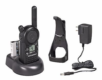Motorola Cls1410 Uhf Business Two-way Radio.