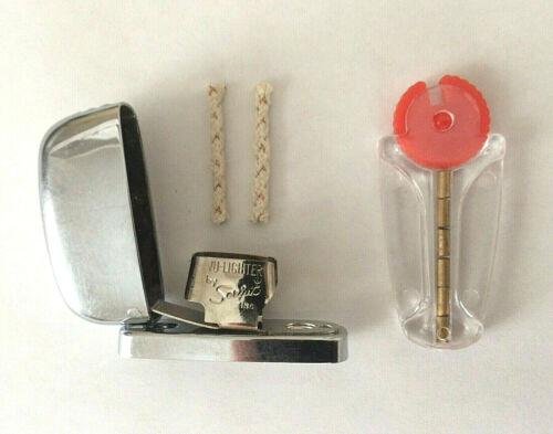 Scripto VU Lighter Repair Parts & Restoration Complete Snap Top Assembly & More