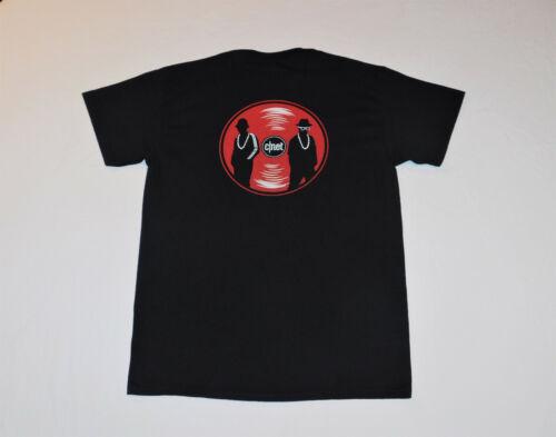 Run-DMC Rap Music CES 2019 Las Vegas CNET Private Concert Shirt Size Medium NEW