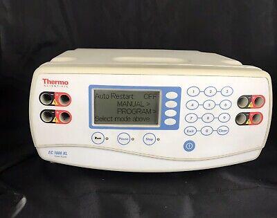 Thermo Scientific Owl Ec1000xl Electrophoresis Power Supply