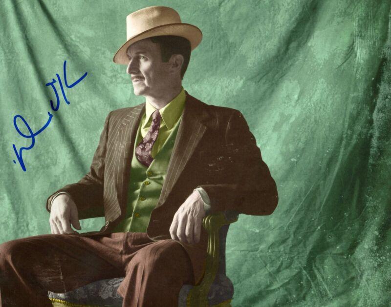 "Denis O'Hare ""American Horror Story"" AUTOGRAPH Signed 8x10 Photo B ACOA"