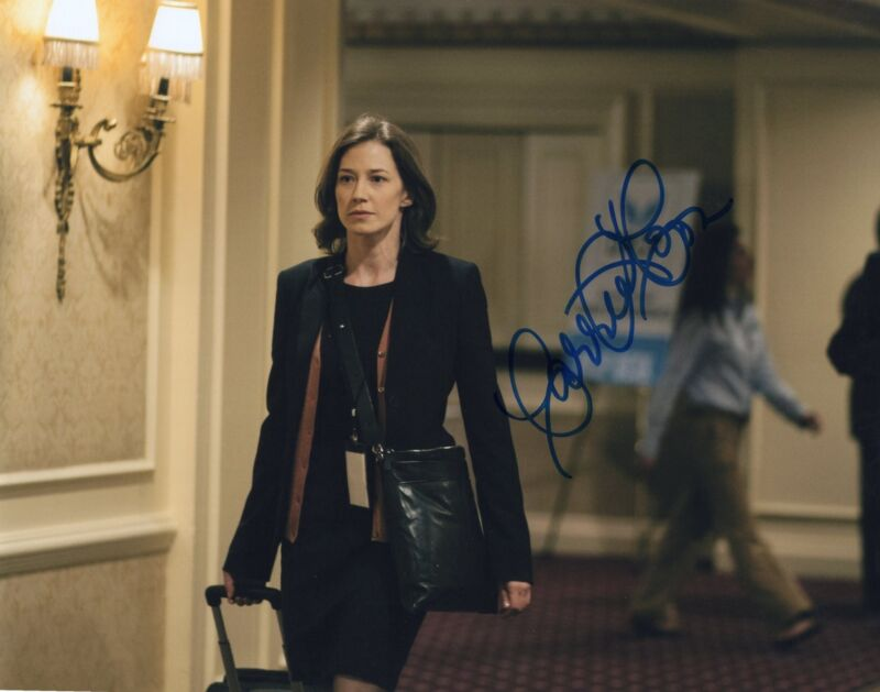 Autographs-original Carrie Coon Signed Autographed 8x10 Photo The Leftovers Fargo Actress Coa Television