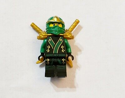 ☀️ LEGO Minifigure * EXCLUSIVE Ninja Lloyd ZX Green Kimono Limited Availability