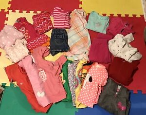 Girls: size 12-18 months (20 items)