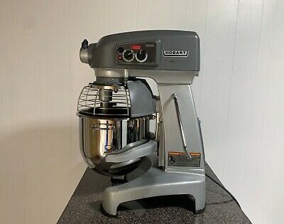 Hobart Legacy Hl200 20 Qt. Commercial Planetary Stand Mixer Free Shipping