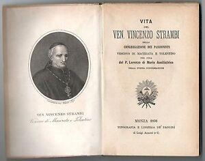 VITA-VEN-VINCENZO-STRAMBI-MACERATA-TOLENTINO-MONZA-1891-AGIOGRAFIA-RELIGIONE