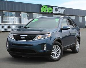 2015 Kia Sorento LX FWD | HEATED SEATS | KEYLESS ENTRY | BLUE...