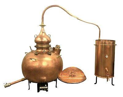 Distilería Alambique em cobre TOP Premium 500 litros * professional