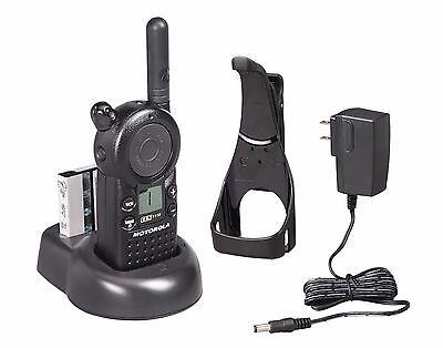 Motorola Cls1110 Uhf Business Two-way Radio. Buy 6 Get One Free