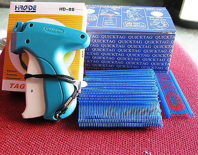 Tagging Gun 5000 1 Blue Barbs