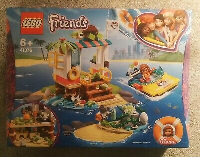 LEGO FRIENDS - TURLES RESCUE MISSION (41376). BRAND NEW.