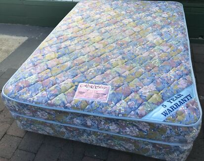 Excellent condition double bed set for sale. Delivery can
