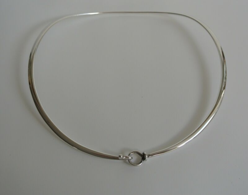 Georg Jensen Torun Sterling Silver Necklace