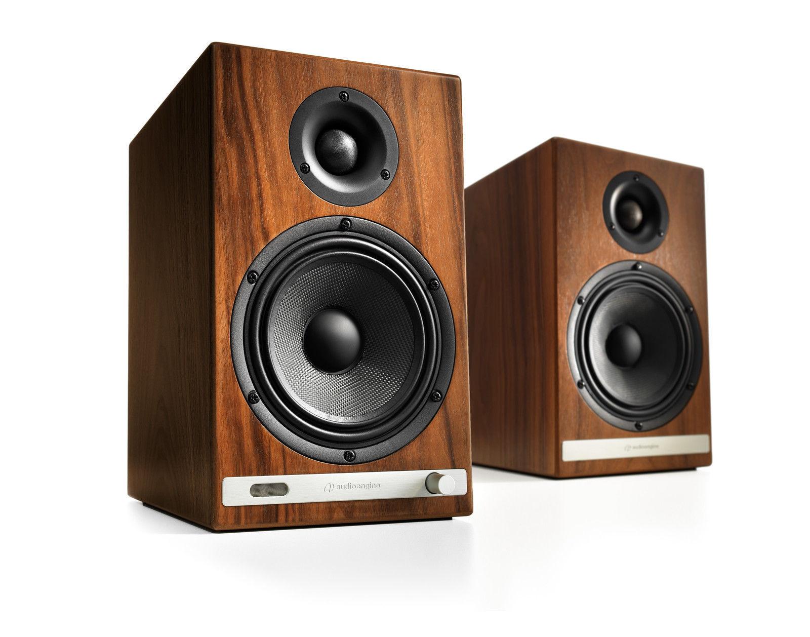 Audioengine HD6 Premium Powered Wireless Bluetooth Speakers