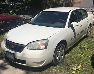 2006 Chevy Malibu low km