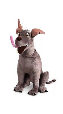 Disney Store Dante Dog Plush Figure Coco Movie New Stuffed Toy