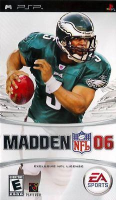 Electronic Arts Madden NFL 2006 PSP Sony PSP