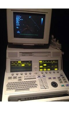 Hp Sonos 4500 Cardiovascular Ultrasound