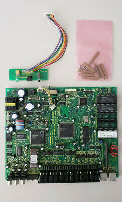 Panasonic Pos 7500 Monochrome Kvs Expansion Board Kit Js800 With Posts And Dial