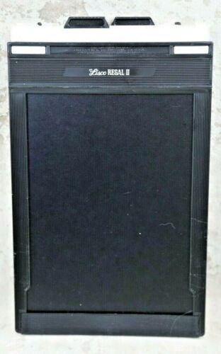 Lisco REGAL II 5x7 Film Holder (NEW NO BOX) VI