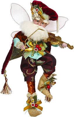 "[Mark Roberts Fairies - The Violinist Fairy 51-05958 Small 10.5"" Figurine </Title]"