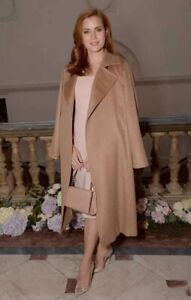 Max Mara camels wool coat 2018 new with tag size 38