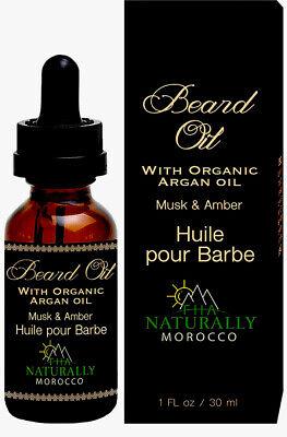 OFERTA!!! Aceite Para Hacer Crecer La Barba Rápido Bálsamo Crecimiento De Barba