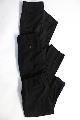 Zara Woman J Crew Calvin Klein Womens Dress Pants Black Size L 4P 6 Lot 3