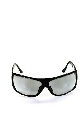 Chanel Womens All Black Square Butterfly Sunglasses
