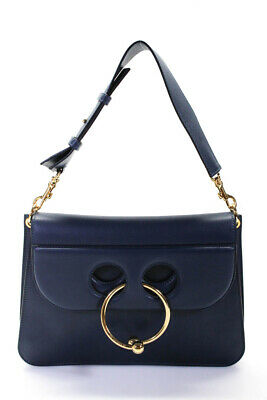 JW Anderson Medium Pierce Shoulder Bag Blue