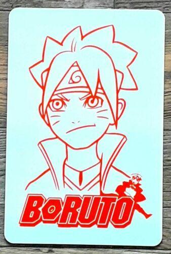 "BORUTO / Anime Sign  /Aluminum  Sign - Wall  12 x 8"""