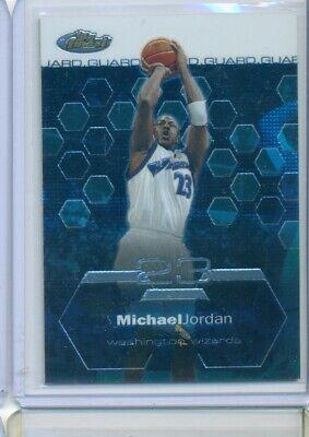02 03 Finest Michael Jordan #100 The Last Dance
