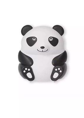 Drive Medical Mq6005 Panda Pediatric Piston Driven Compressor Nebulizer Black