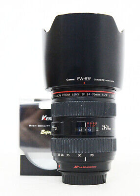 Canon EF 24-70mm 24-70 f/2.8L USM for 50D 7D 5D