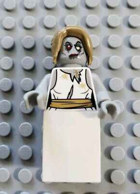 LEGO RARE ZOMBIE BRIDE minifigure MONSTER FIGHTERS 9465](Zombie Bride)