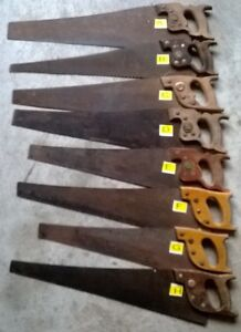 Vintage Spear and Jackson saws - from $20 Bedfordale Armadale Area Preview