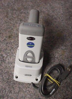 Code Reader Barcode Portable Bluetooth Scanner Cr261201 Cra-a104