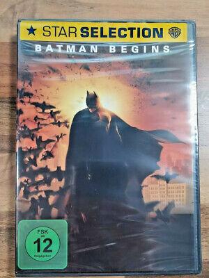 Batman Begins DVD/NEU/OVP
