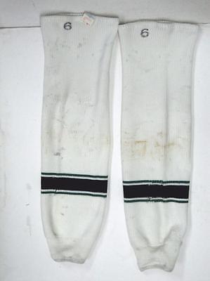 Mike Modano 1989-90 Minn. North Stars Game Used Leggings - HUGE FLASH SALE