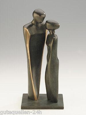 """Bronzeskulptur """" Verliebtes Paar """" Kött-Gärtner Art.:118894"""