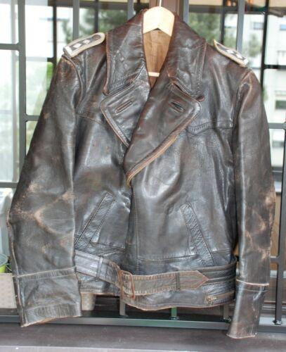 German Luftwaffe WWII leather jacket