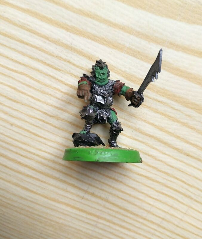 LOTR - Metal Moria Goblin King - Well painted