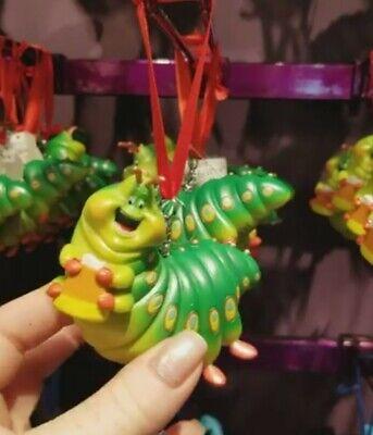 Disney Pixar A Bugs Life Heimlich Candy Corn Halloween Christmas Ornament NWT ()