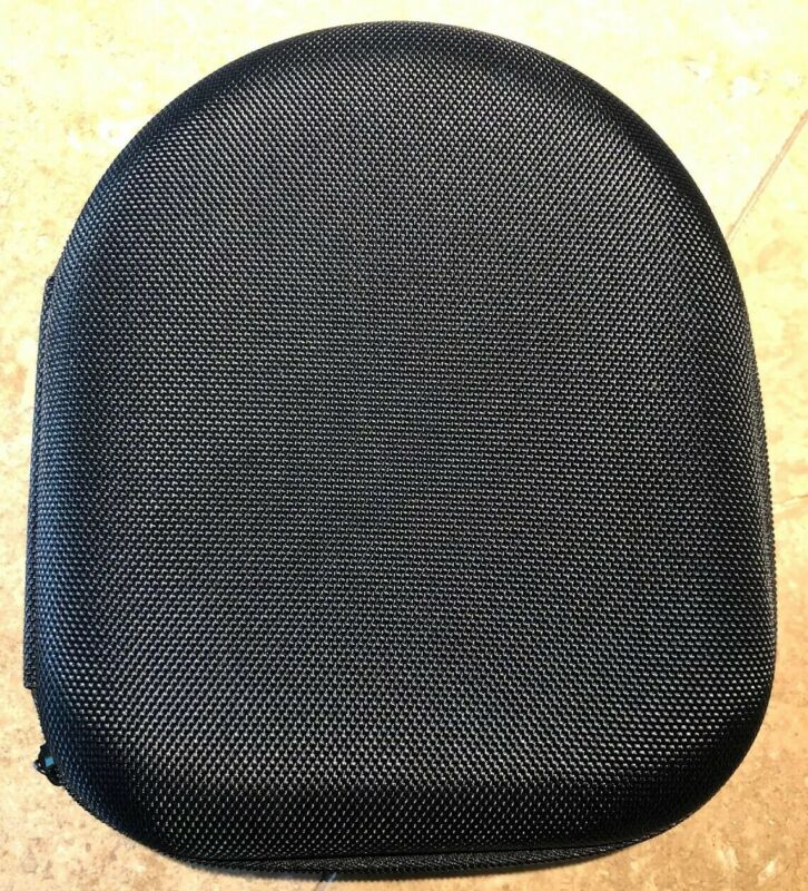 Hard Shell Carrying Case for Over-Ear Headphones Medium Size Headset - Bose Sony
