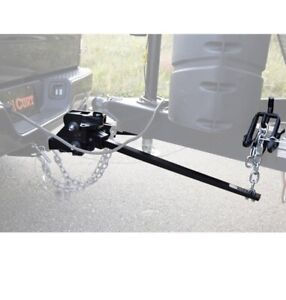 weight distributing hitch system - 12,000 Lbs capacity